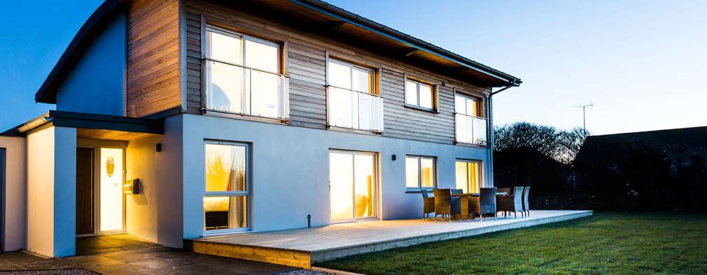 Maisons de style de style Moderne par The Bazeley Partnership