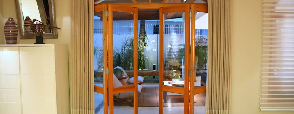 Ventanas de estilo  por MeyerCortez arquitetura & design