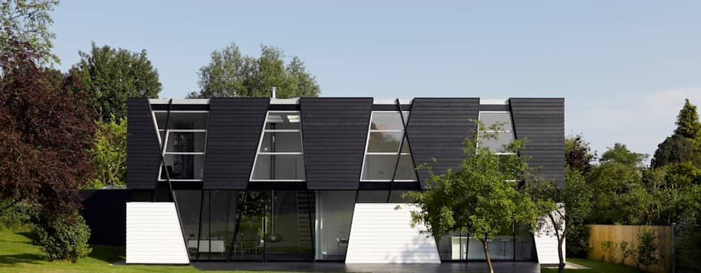 modern Houses by Please delete