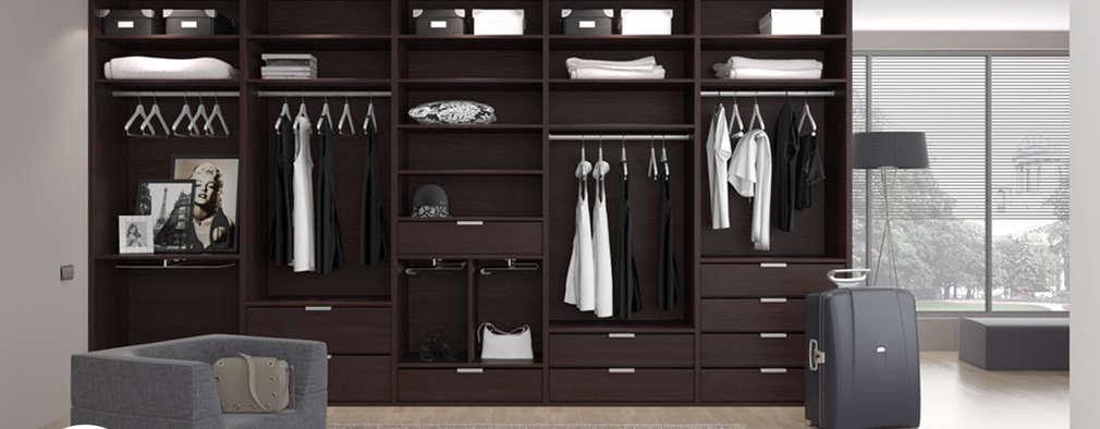 6 ideas para renovar un armario empotrado - Ideas para armarios empotrados ...