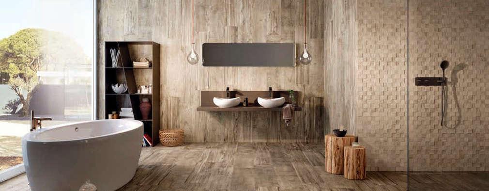 asian Bathroom by Badkamer & Tegels magazine