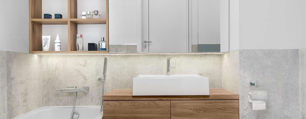 浴室 by 081 architekci