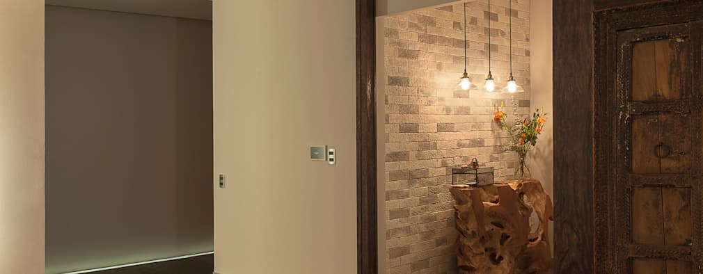 13 ideas con piedra para que tus paredes se vean hermosas for Paredes decoradas con fotos