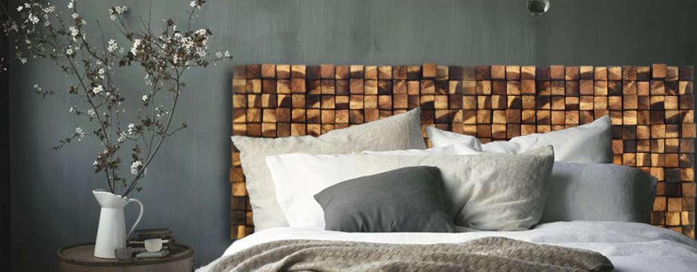 10 fabulosas ideas para respaldos de cama - Ideas para cabezales de cama ...