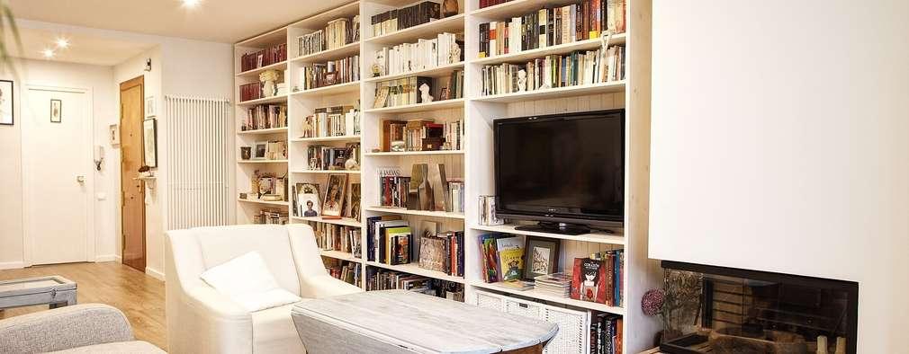 Estanter as para libros ideas fant sticas para tu casa Estanterias para libros