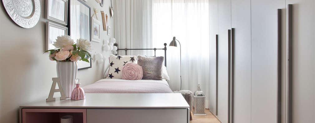 20 dormitorios que caben en menos de 6 metros cuadrados for Dormitorio 6 metros cuadrados