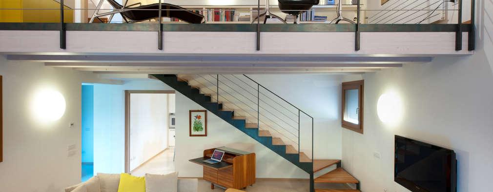 10 truques para otimizar o espa o em casas pequenas e modernas for Casa moderna tipo loft