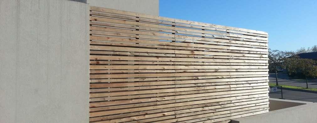 25 tipos de cercas e muros para delimitar e dar mais estilo sua casa. Black Bedroom Furniture Sets. Home Design Ideas