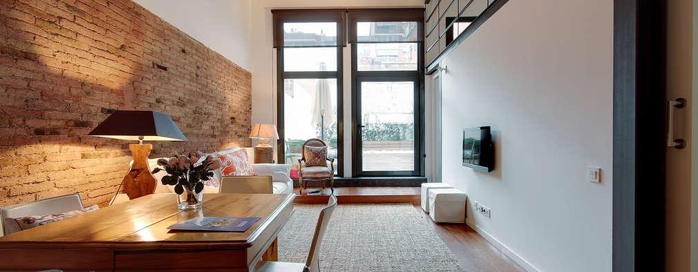 minimalistische Eetkamer door ELIX