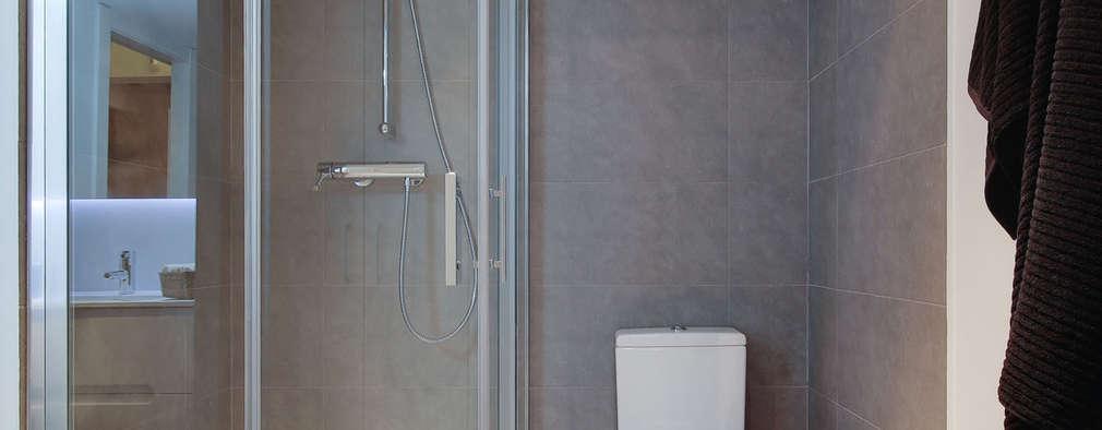 Baños de estilo minimalista por ELIX