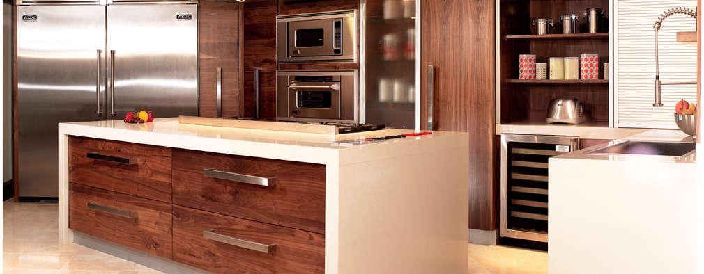 modern Kitchen by Kuche Haus