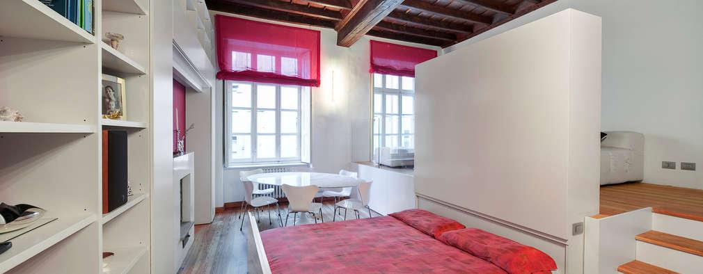7 idee per avere un appartamento flessibile e funzionale for Un garage per auto con appartamento