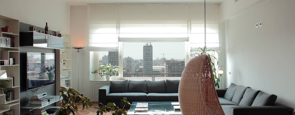 7 ideas para decorar apartamentos peque os for Decoracion de apartamentos modernos y pequenos