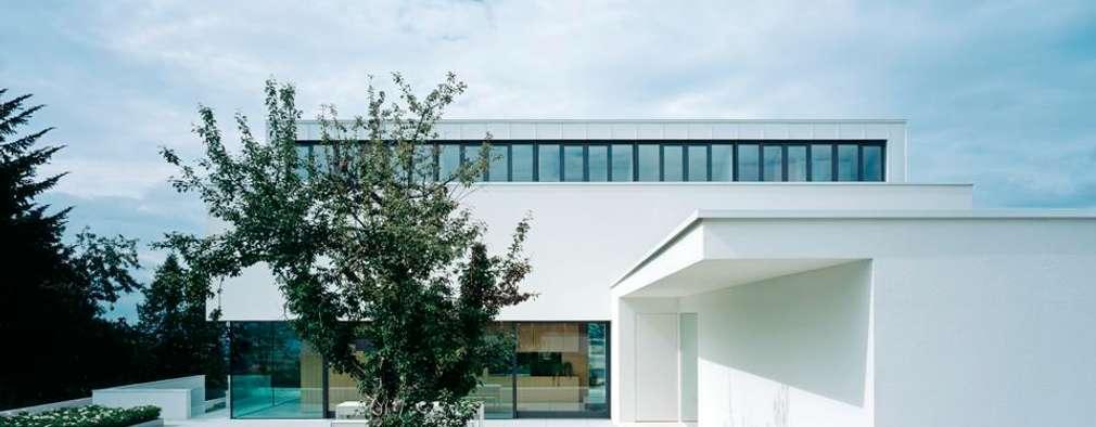 حديقة تنفيذ Philipp Architekten - Anna Philipp