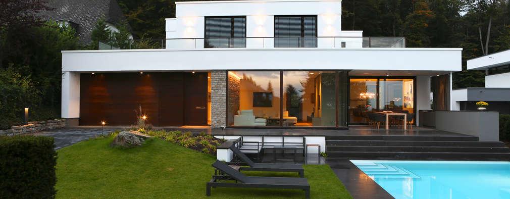 Villa de style  par DG/D Architekten