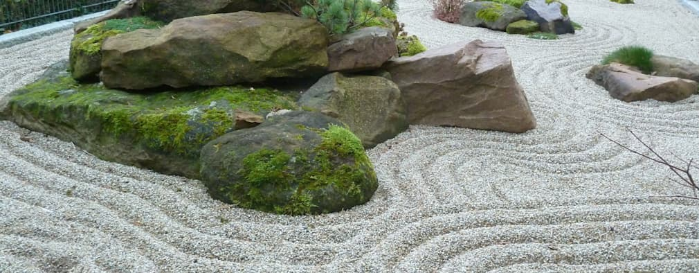 aziatische Tuin door Gärten für die Seele - Harald Lebender
