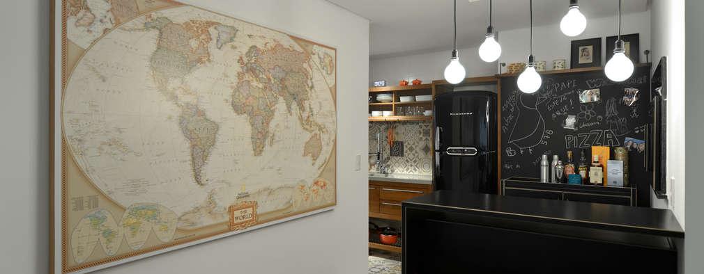 moderne Keuken door Johnny Thomsen Design de Interiores