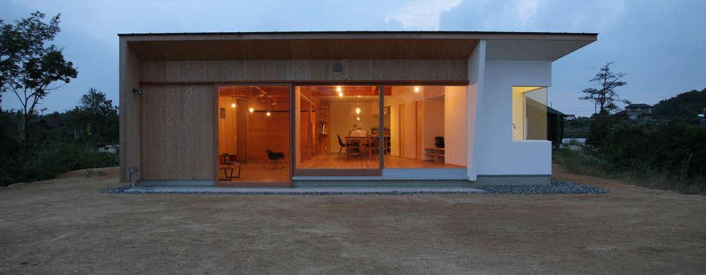 10 casas de un piso llenas de inspiraci n for Casas modernas acogedoras