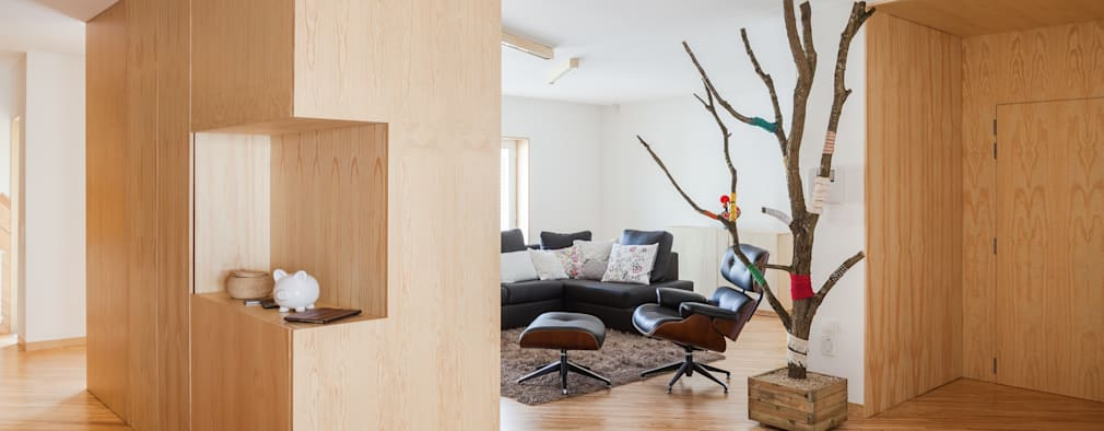 Salon de style de style Moderne par Joao Morgado - Architectural Photography