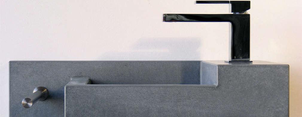 Gästewaschtisch Okawa:   von oggi-beton