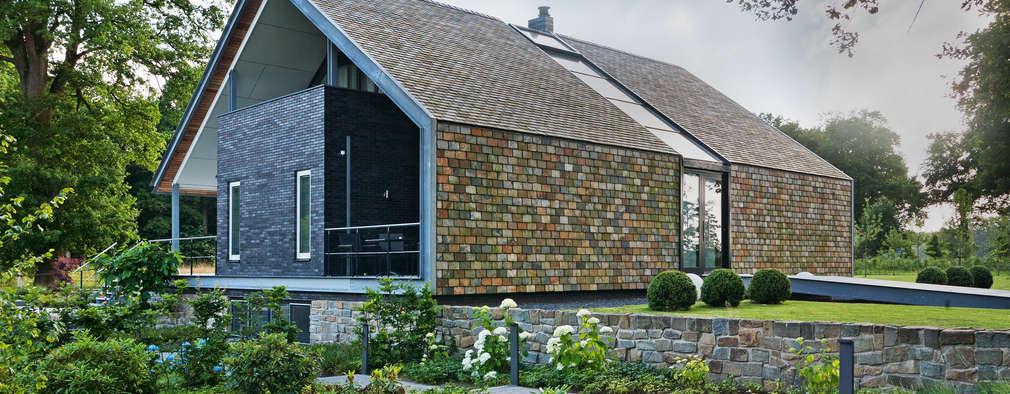 modern Houses by Beltman Architecten