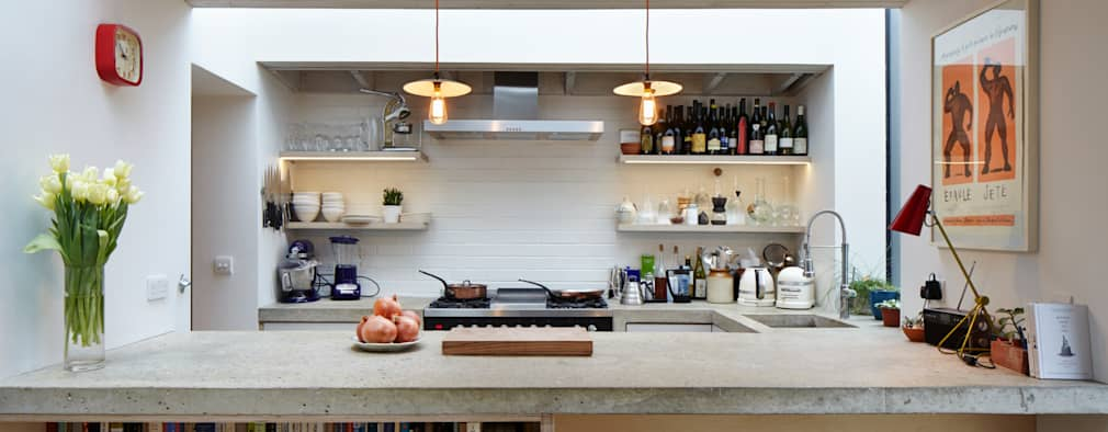 Dapur by Fraher Architects Ltd