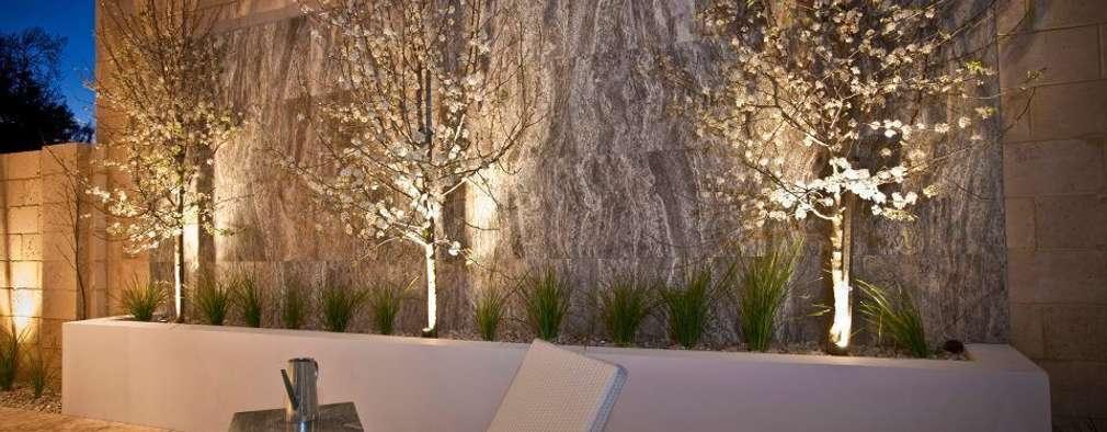 Projekty,  Taras zaprojektowane przez Moda Interiors