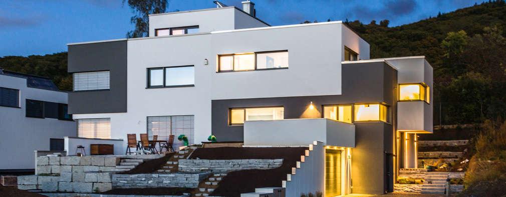 Maisons de style de style Moderne par casaio | smart buildings