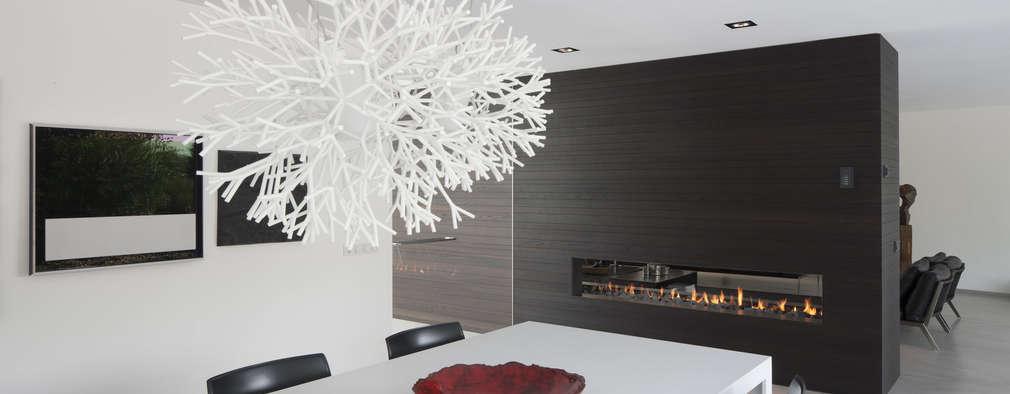 Столовые комнаты в . Автор – Lab32 architecten