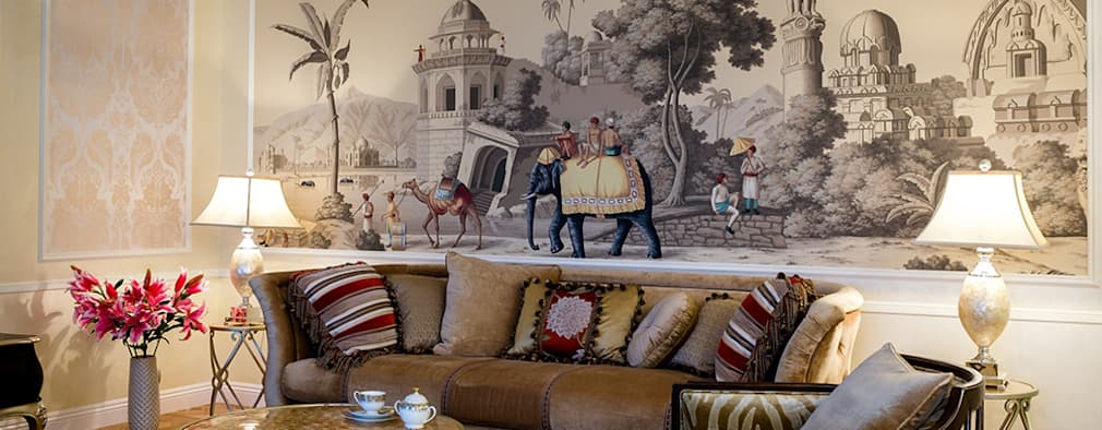 Квартира в Москве 166 кв. м.: Гостиная в . Автор – MM-STUDIO