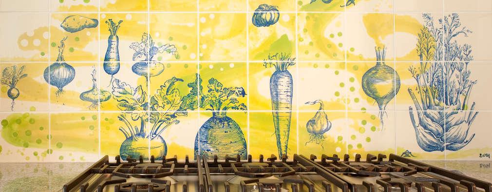 vegetables : rustieke & brocante Keuken door José den Hartog