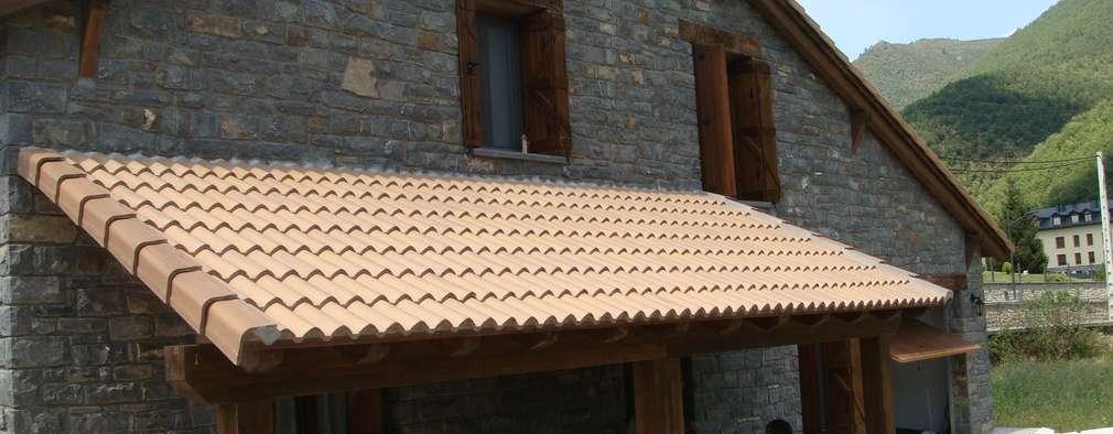 Una casa prefabbricata in stile rustico che amerete subito for Piani di casa in stile rustico