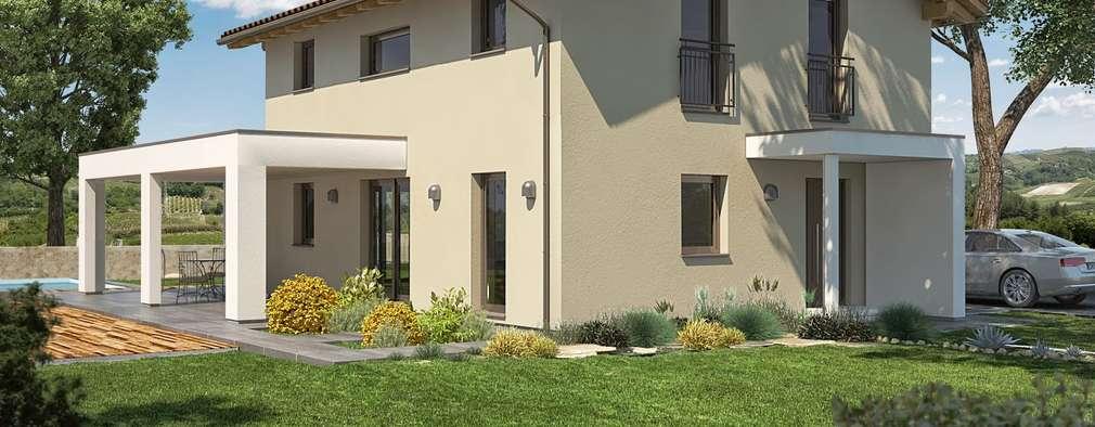 Case prefabbricate in muratura costi chiavi in mano for Preventivo casa prefabbricata chiavi mano