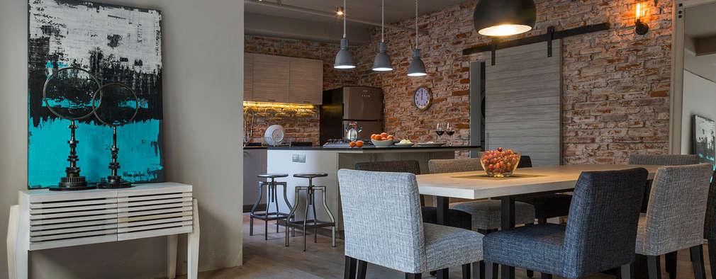 ห้องทานข้าว by MARIANGEL COGHLAN