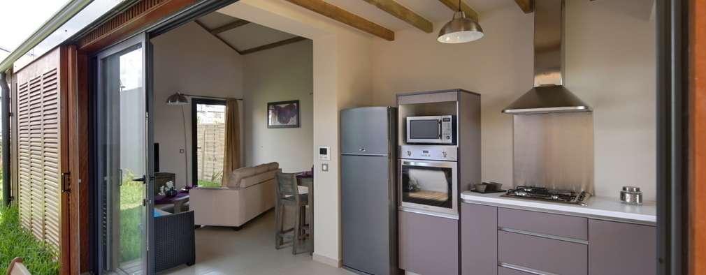 Кухни в . Автор – T&T architecture
