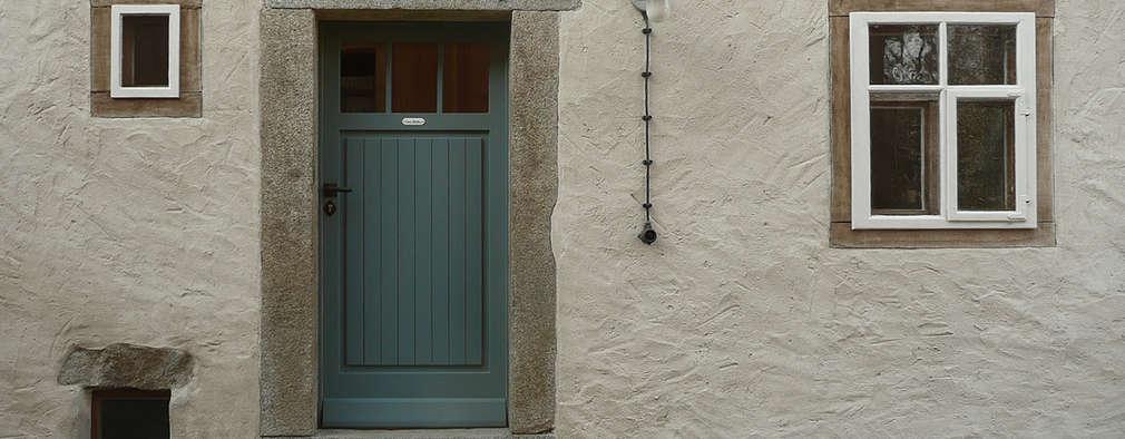 Fenêtres de style  par Junghanns + Müller Architekten