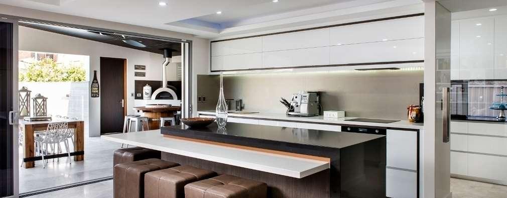 Cuisine de style de style Moderne par Moda Interiors