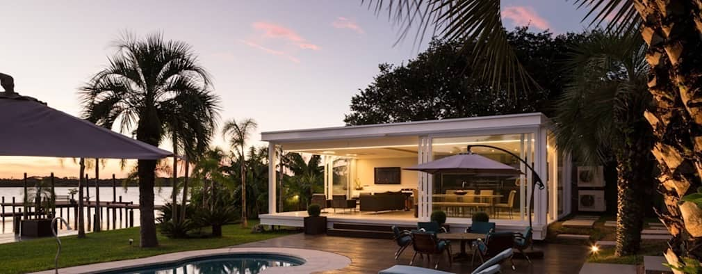 Дома в . Автор – Kali Arquitetura