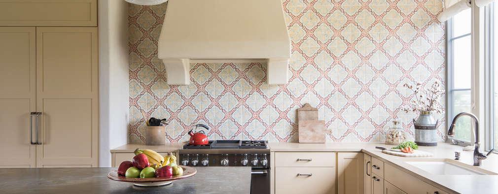 ห้องครัว by Hugh Jefferson Randolph Architects