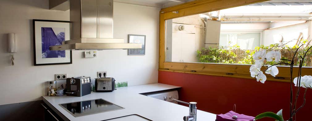 industrial Kitchen by Beriot, Bernardini arquitectos