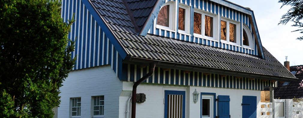 scandinavische Huizen door Andreßen Architekten