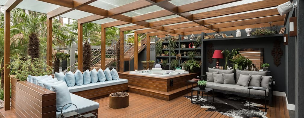 6 techos perfectos para tu patio