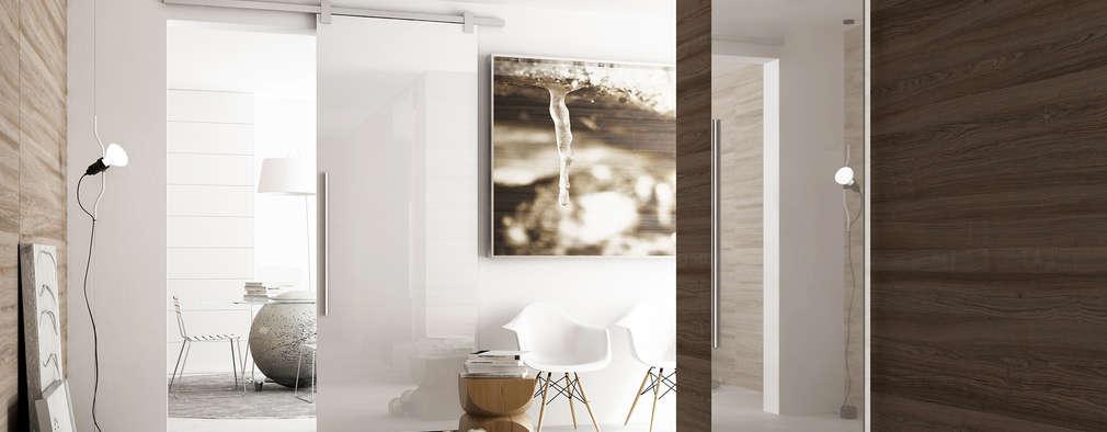 Ventanas de estilo  de Staino&Staino