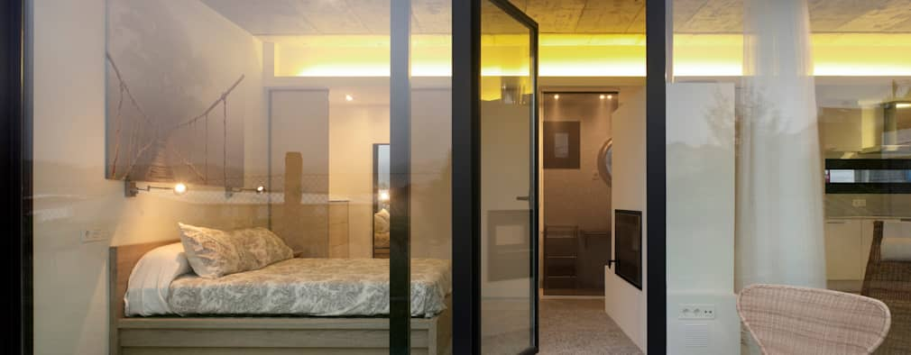minimalistic Houses by Nan Arquitectos