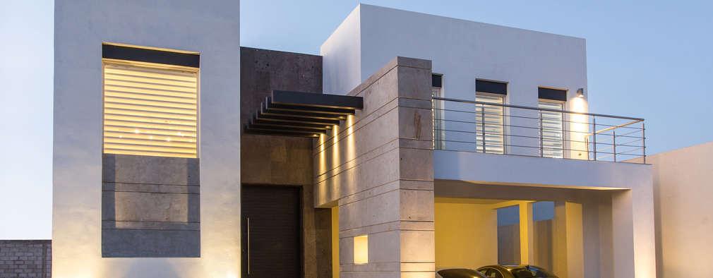 16 casas de dos pisos que debes ver antes de dise ar tu hogar for Como disenar una casa de dos pisos