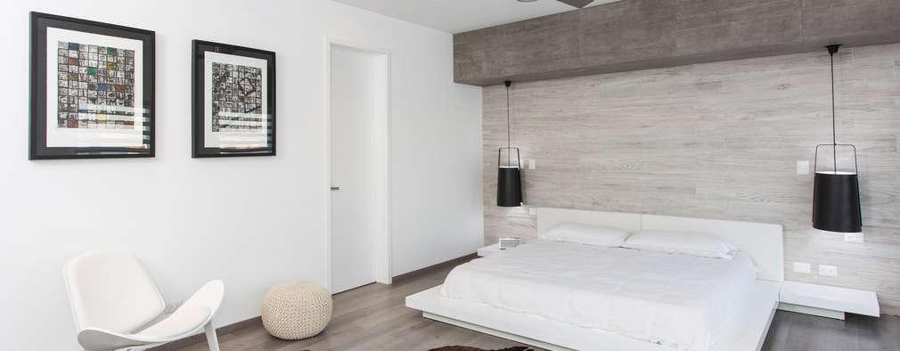 minimalistic Bedroom by Grupo Arsciniest
