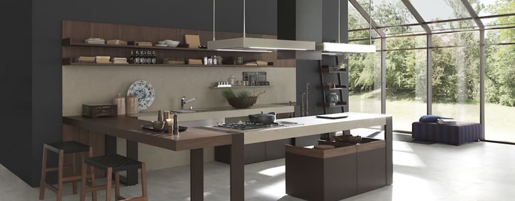 7 cucine moderne eleganti e fuori dal comune - Cucine eleganti moderne ...