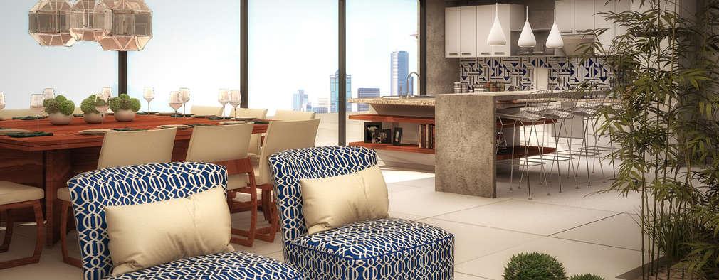 Der Perfekte Mix: 15 Ideen, Wie Du Küche Und Wohnzimmer Verbindest!