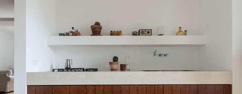 minimalistic Kitchen by Cecilia Fossati
