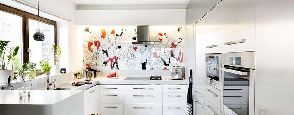 Кухни в . Автор – Pracownia projektowa artMOKO